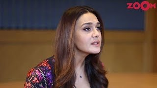 Preity Zinta SLAMS a journalist for editing her #MeToo stand! | Bollywood News - ZOOMDEKHO