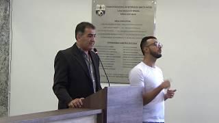 2° SESSÃO ORDINÁRIA REALIZADA NO DIA 08/02/2019 – VEREADOR EDMILSON DE VARZEA GRANDE
