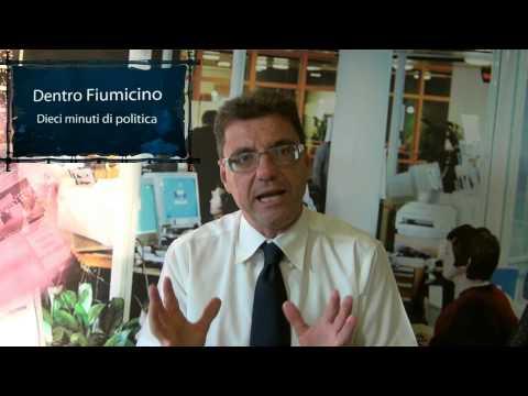 """""""Dentro Fiumicino"""", dieci minuti di poltiica"""
