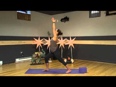 Yoga for hip stability