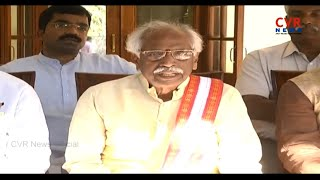 BJP Leader Bandaru Dattatreya Speaks on EWS Reservation Bill | CVR News - CVRNEWSOFFICIAL