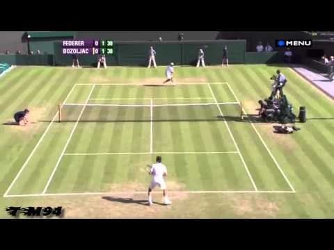 Roger Federer - The God of Tennis (HD) -o5Lo4wP-s0o