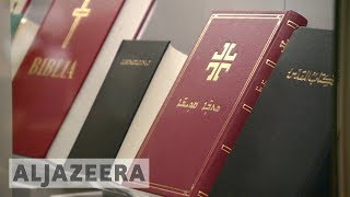Museum of the Bible opens in Washington DC - ALJAZEERAENGLISH