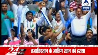 Asian Games l Yogeshwar provides golden touch l India in top-10 at Asiad - ABPNEWSTV