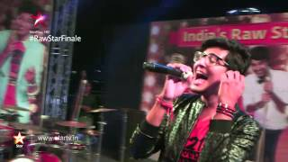 India's Raw Star: The heartthrob, Darshan is all set for the finale! - STARPLUS