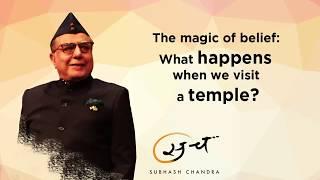 The magic of belief: What happens when we visit a temple? - ZEENEWS