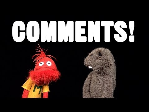 Glove and Boots Responds To Your Comments Again!
