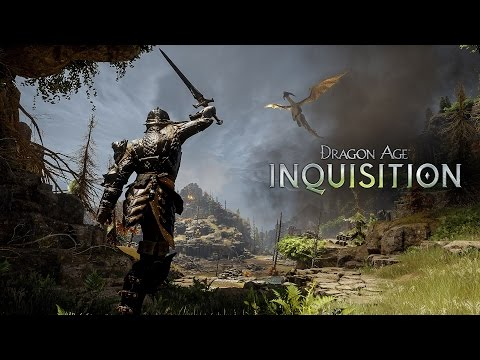 DRAGON AGE™: INQUISITION Gameplay Serie -- E3 Demo Teil 1: Die Hinterlande 1080p