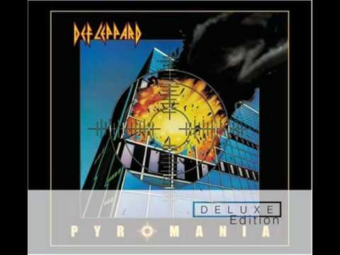 Def Leppard - Foolin' [Live] - Audio Only