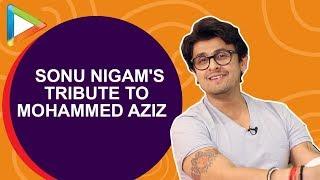 """Sonu Nigam: """"Main Hairan Hoon, Mohammed Aziz Saab jaise bade singer ko nazarandaaz kar sakte hai"""" - HUNGAMA"""