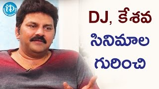 Sameer About DJ And Keshava Movie || Soap Stars With Harshini - IDREAMMOVIES
