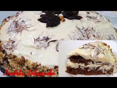 Торт черный принс рецепт