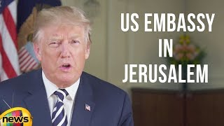 President Trump Speaks About US Embassy In Jerusalem | Mango News - MANGONEWS