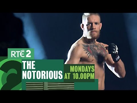 The Notorious Ep 2 I Monday 2nd Feb, 10.00pm I RTÉ2