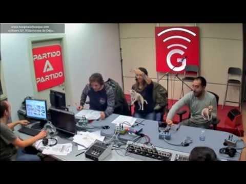 Antonio Rodríguez en Morninglory, mediaset. Gracias María Lama y Alvaro de la Lama