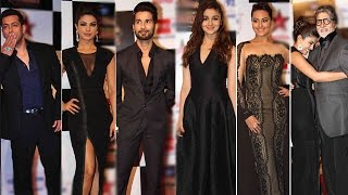 Bollywood Stars at an Awards Night - EXCLUSIVE