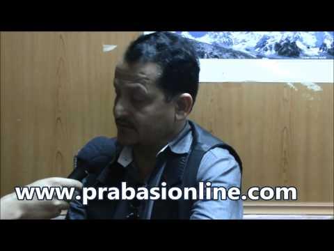 Interview with nepali singer Mahesh Budhathoki