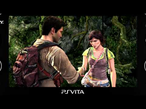 Uncharted Golden Abyss gamescom Trailer