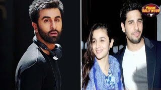 Ranbir Responsible For Ugly Breakup Between Sidharth Malhotra & Alia Bhatt | Bollywood News