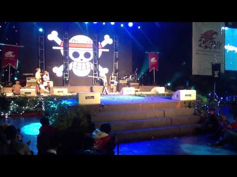 One Piece kabaret (the ZAHAT performance)