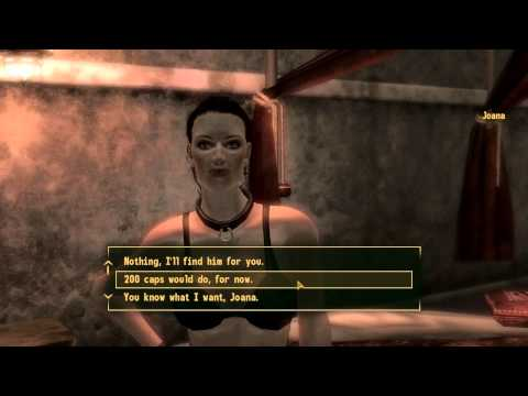 Fallout: New Vegas - Playthrough Part 15: The hookers of Gomorrah