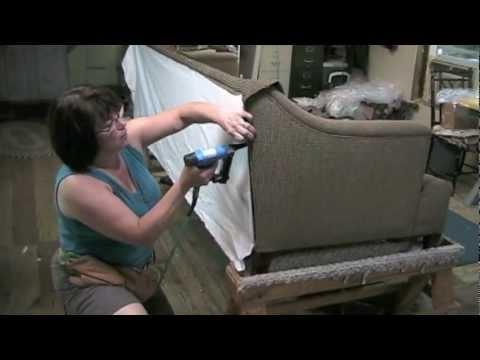 Como tapizar un sof vidoemo emotional video unity - Como tapizar un sofa ...