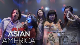 A To Z 2018: AzN PoP, Comedians And K-Pop Parody Band   NBC Asian America - NBCNEWS