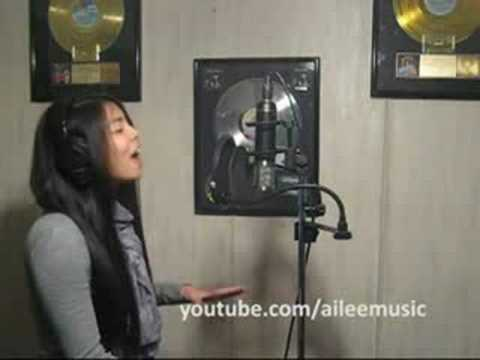 Mz Ailee Unfaithful Rihanna Cover Live 
