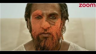 Ranveer Singh On Playing Alauddin Khilji In 'Padmaavat' | Bollywood News - ZOOMDEKHO