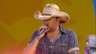 Jason Aldean - Dirt Road Anthem [LIVE GMA PERFORMANCE] - ABCNEWS