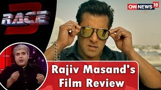 Race 3 Movie Review by Rajeev Masand | CNN News18 - IBNLIVE
