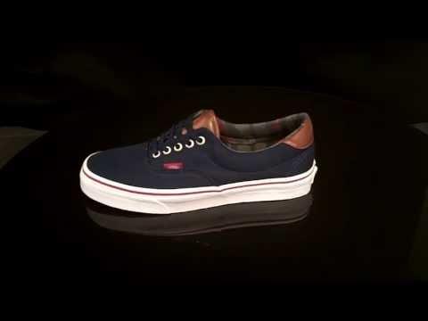Vans ERA 59 sneakers C L Navy Stripes VUC68IH