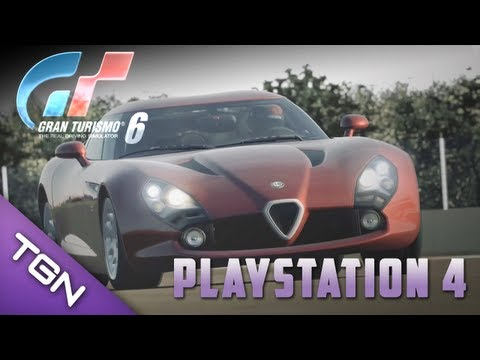  Playstation 4 : Gran Turismo 6 - WTF?!