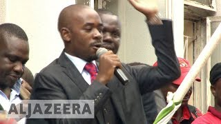 🇿🇼 Zimbabwe opposition party names acting president - ALJAZEERAENGLISH