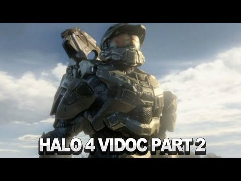 Halo 4 - Return of the Forerunners Video Documentary Part 2