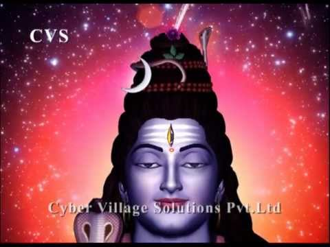 Shivashtkam - Lord Shiva Devotional 3D Animation God Bhajan Songs - om namah shivaya