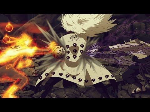 Naruto shippuuden 402 Naruto and Sasuke vs Madara NSUNS3