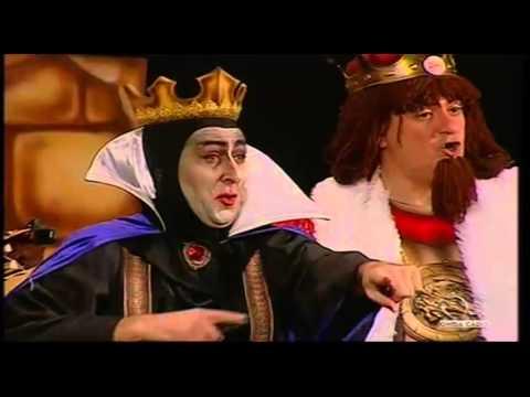 Sesión de Cuartos de final, la agrupación Cuento de tronos actúa hoy en la modalidad de Cuartetos.