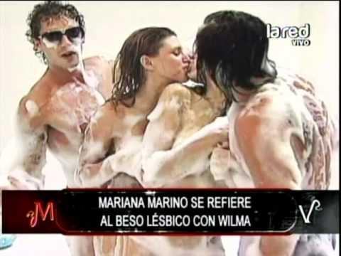 Mariana Marino comenta beso lésbico con Wilma en reality de MO