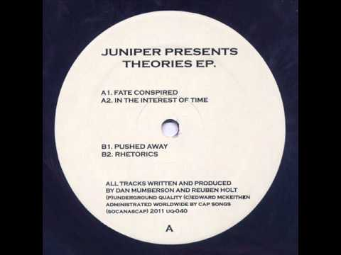 Juniper - Pushed Away [UQ-040]