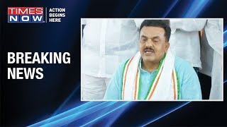 Sanjay Nirupam's cryptic message to Milind Murli Deora after stepping down from post - TIMESNOWONLINE