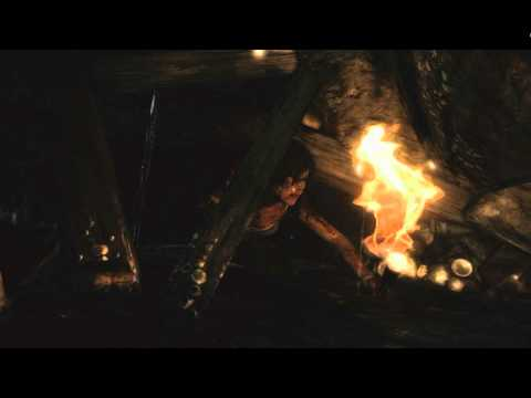 Tomb Raider - Gameplay Demo Developer Walkthrough [HD] E3 2011