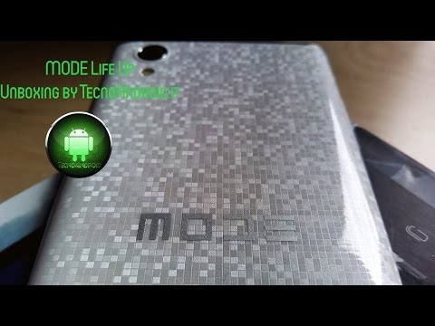 MODE Life UP - Unboxing by TecnoAndroid.it