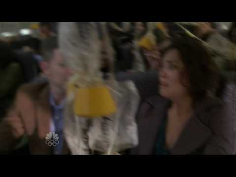 Plane crash landing sequence from NBC's Trauma