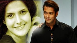 Salman Khan & Zarine Khan's friendship
