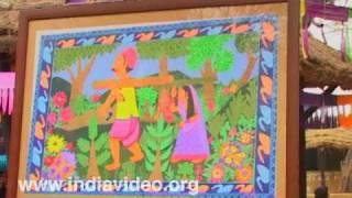Madhubani Paintings Mithila Bihar