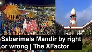 #GoodHinduPolitics: Mandir by right or wrong | The XFactor - NEWSXLIVE