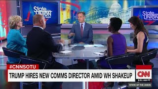 Trump shakes up White House staff - CNN