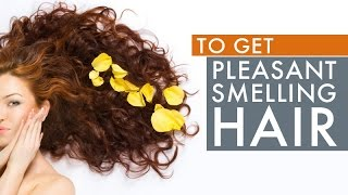 Pleasant Smelling Hair Tip | Hack of The Day | Puthuyugam TV