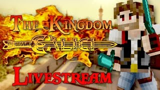 Thumbnail van KINGDOM INVITE!! - Minecraft: The Kingdom Calici (Livestream)
